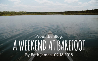 A weekend at Barefoot!